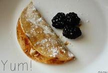 Gluten wheat soy free food recipes  / by Jennifer Martinez