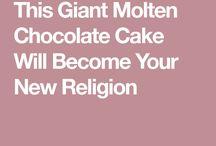 moltec choclate cake