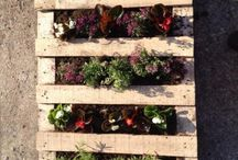Garden Whimsy / Wish list of ideas for my cottage garden.