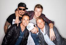 Backstreet Boys / by Stephanie