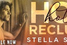 Release Tour for Hot Recluse by Stella Stone