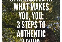 From the Blog / Link to blog posts for emotional wellness tips, etc.
