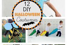 Halloween / Crafty Halloween Ideas