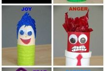*Kids - Favorite Movie Character Fun! Crafts and Fun Foods! / From crafts to food - have fun with your favorite movie character!