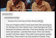 Harry Potter / Just things I have found around the place about Harry Potter that are really interesting or hilarious.