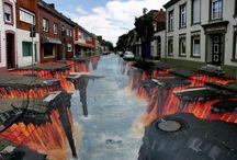 Street Art / For school