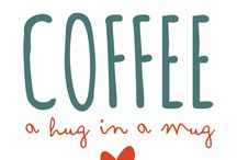 EVERYTHING COFFEE / •Coffee quotes  •Coffee decorations