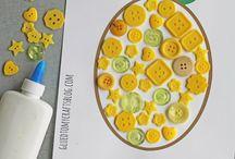 поделки овощи ифрукты