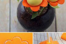 Cake popps