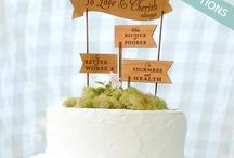 B & R Wedding Challenge / by Kelly Hall