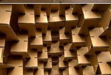 Картонные дома
