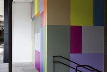 Architecture in colour