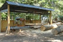 sawmill buildings