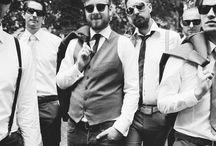 WEDDING // GROOM.