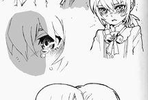 Kirino y Kariya