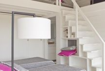 Stairs and fun spaces
