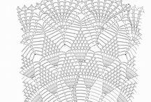 Dentelles Au Crochet