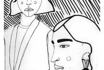 MLC / my personal illustrations -MLC-