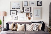 _W A L L-A R T_ / frame wall gallery design
