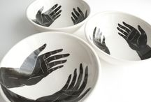 Pottery - Graphic Work