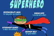 Ece superheros