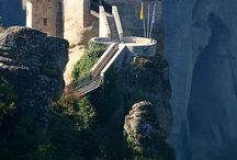 Monasteries and Castles