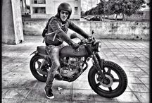Cb400 / Motorcycle