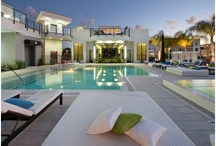 Forget the world with us / Amenities- Design- Outdoors- Pool- Jaccuzi- Lounging- Tanning- Club- Gym- Exercise  / by Pure Living Heathrow