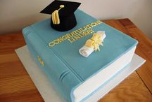 Graduation Cake / by Himadi Gambrell