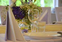 Gipsówka - bukiet ślubny i stół weselny / Dekoracje stołu weselnego oraz bukiety ślubne z gipsówki.