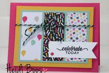 Celebrate Cards / by Anna Gradl Files