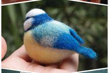 bajkowe ptaki