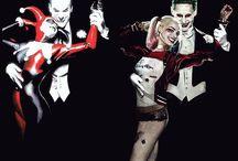 Harley Quinn Joker Love
