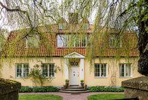 Unikt gavelradhus i Änggården / Engelska längan i Änggården byggt 1922