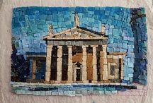 Mosaic...All about Greece