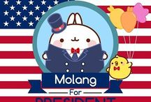 CUTE...! MOLANG......!