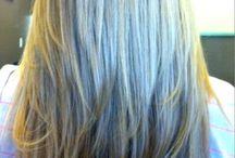 Ombré Hair Looks / Ombré hair color collection
