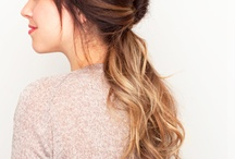 Hairstyles for Ombre