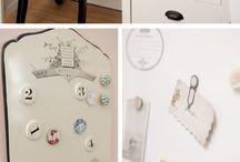 Office and Workspace Organization / by Natalie & Kim at JosieJones&Co- Interior Designer