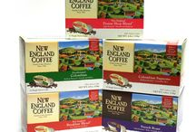 NECCo.- Single Serve / New England Single Serve Coffee Cups are designed for your single cup brewer and made with 100% Arabica Coffee. The Single Serve Cups work in brewers that accept K-CUP® portion packs*. Twelve Single Serve Cups are packed per box. *K-CUP® is a registered trademark of Keurig, Incorporated. New England Coffee Single Serve Cups are not affiliated with nor approved by Keurig, Incorporated.