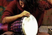Music and Djembé... ♫♪ / djembe music rules the world around