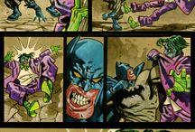 Batman by Giancarlo Caracuzzo / comics and illustrations of Batman