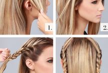 Hair tips and hairstyles❤