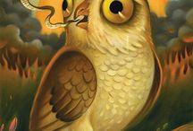 Artist - Chris Buzelli / Illustrations of Chris Buzelli