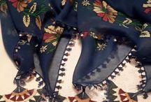 Foulard e sciarpe