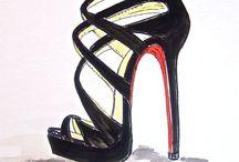 louboutin et chaussures de marque