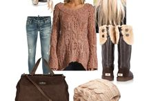 outfits / by Kym Sallee