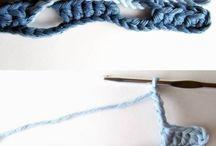 Háčkování a pleteni sala