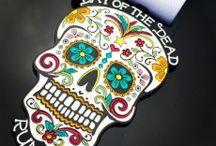 Running medals (bling!)