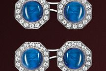 Antique Jewellery - Cufflinks / Antique and Period Cufflink Collection at George Pragnell, Stratford-upon-Avon